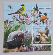 Hongarije-Hungary 2021 Cept  PF Stamp Left - 2020