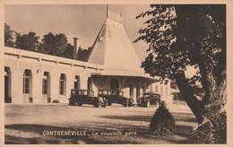 CONTREXEVILLE - La Nouvelle Gare - Vittel Contrexeville