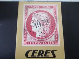 Briefmarkenkatakog - Catalog De Timbre Cérés 1979 France - Frankreich