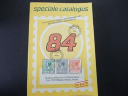 Briefmarkenkatakog - Postzegelcataloog Van Nederland 1984 - Frankreich