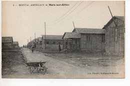 HOPITAL AMERICAIN DE MARS-SUR-ALLIER (58) - Other Municipalities