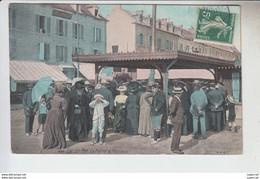 RT30.435 LUC-SUR-MER. LA PIERRE A POISONS.MARCHE.CALVADOS.N° 1857 L.V.& Cie - Marchés