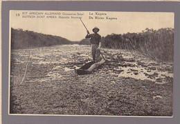 Belgisch CONGO - Est Africain Allemand - N° 15  La Riviere Kagera - Belgian Congo - Other
