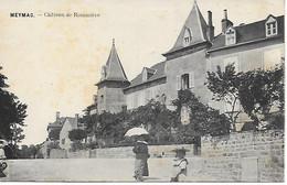 19 - CORREZE - MEYMAC - CPA - INEDITE ! - CHATEAU DE ROMAZIERE ( Propriétaire M. Soulier ) - EDIT. LA HAVANE à CLERMONT - Autres Communes