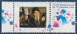 NVPH 2391 - 2005 - Persoonlijke Decemberzegel - Harry Potter - Usados