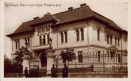 Romania - TECUCI - Administratia Financiara. - Rumania
