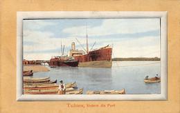 Romania - TULCEA - Vedere Din Port - Ed. Maier & Stern 2172 - Rumania