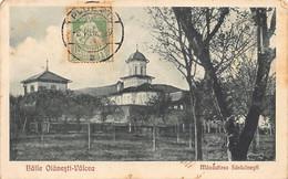 Romania - BAILE OLANESTI-VALCEA - Manastirea Saracinesti - Ed. Libraria Anastasiu Si Petrescu - Rumania