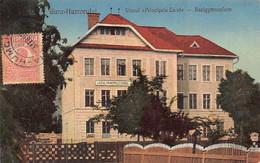 Romania - GURA-HUMORUIUI - Liceul Principele Carol - Realgymnasium - Ed. J. Brandmann - Rumania