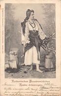 Ukraine - Ruthenian Peasant Woman - Ed. E. V. Schiller - Ucrania