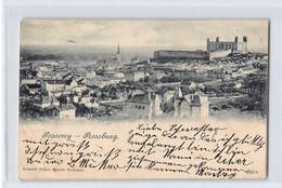 Slovakia - BRATISLAVA - Poszony - Pressburg - Panorama - Slovakia