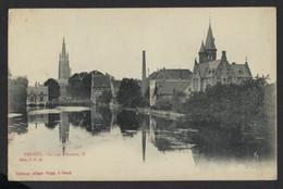 BRUGES * LE LAC D AMOUR II * SERIE 11 N° 83 * EDIT ALBERT SUGG A GAND * 2 SCANS - Brugge