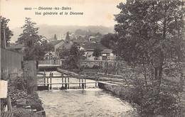 DIVONNE LES BAINS (01) Vue Générale Et La Divonne - Ed. B. & Co. 6643 - Divonne Les Bains