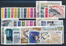 EC-409: ST PIERRE: Lot Avec Anneé 2005**  N°829/859 + PA85 - Unused Stamps