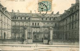 CPA - CAEN - LA GENDARMERIE - Caen
