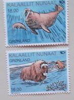 Groenland -Greenland 2020 Norden - Europäischer Gedanke