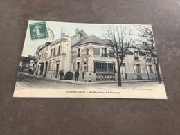 Carte Postale Montesson Le Bureau De Poste - Montesson