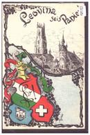 SOCIETE D'ETUDIANTS - STUDENT SOCIETY - FRIBOURG - LEONINA SEIS PANIER - TB - Other