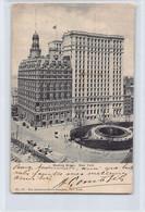 NEW YORK CITY - Bowling Green - Publ. The American News Co. 157 - Non Classificati