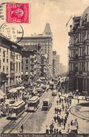 NEW YORK CITY - Broadway North Of Ann Str. - Publ. Schaar & Dathe Ltd. 119433 - Non Classificati