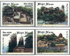 Ref. 98231 * MNH * - VIET NAM. 1999. CHINESE LANDSCAPES . PAISAJES CHINOS - Vietnam