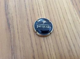 """Capsule CHAMPAGNE """"JACQUART"""" (noir, Doré) - Jacquart"""