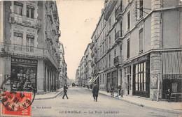 GRENOBLE - Rue Lakanal (carte Pas Courante) - Grenoble
