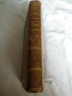 HISTOIRE DE LA VILLE DE NIORT - Hilaire Alexandre BRIQUET - 1e EDITION 1832 - ROBIN - TOME 1 : 778 à 1774 - LIVRE RELIÉ - Poitou-Charentes