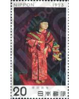 Ref. 154672 * MNH * - JAPAN. 1973. PHILATELIC WEEK . SEMANA FILATELICA - Nuevos