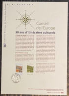 ⭐ France - Document Philatélique - Premier Jour - YT Nº 171 - Conseil De L'Europe - 2017 ⭐ - 2010-....