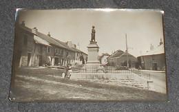 39 - La Chaux De Dombief - ( Jura )  ( Monument Aux Morts ) ::: Photographie Pour Tirage Carte Postale --------- Alb 3 - Other Municipalities