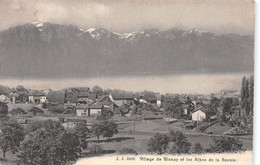 ET-SUISSE BLONAY-N°T1077-F/0029 - Other
