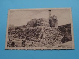 Palestina - Jérusalem > Citadelle De SION ( N° 6 - Martougin Anvers ) Anno 19?? ( See Photo ) ! - Israele