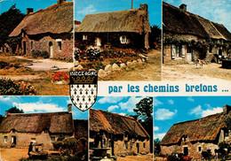 Dep 29 , Cpm  BRETAGNE , Par Les Chemins Bretons , PP 49  (28847) - Zonder Classificatie