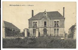 35-CORPS-NUDS- L'Hospice... 1923 - Otros Municipios