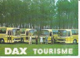 DAX - EXCURSIONS M. ARRIEUMERLOU ( Animées - AUTOBUS ) - Dax