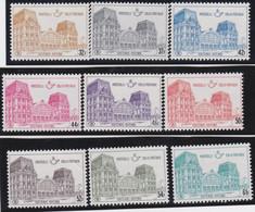 Belgie   .  OBP   .   TR 407/415      .   **    .   Postfris   .   /    .   Neuf Avec Gomme Et SANS Charnière - 1952-....