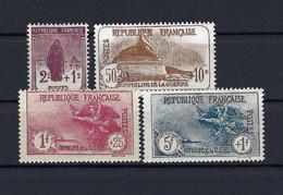 Frankreich Mi.211-214 * Kat.190,-€ - Neufs