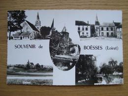 CP BOËSSES 45 SOUVENIR - Other Municipalities