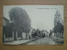 CP NEUILLY-EN-THELLE 60 RUE DE PARIS - Autres Communes