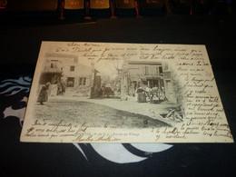 Cartes Postale Puy De Dome Durtol Entrée Du Village Animée - Altri Comuni