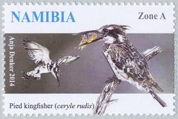 1339-43 ** - Cote:16,50 €  - OISEAUX - Namibia (1990- ...)