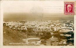 Cpa SANTA CRUZ DE TENERIFE - Vista Parcial ( Plaza De Toros à Droite ) - Tenerife