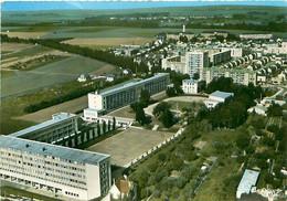 Cpsm PONTOISE 95 Le Lycée Et Les Cordeliers - Pontoise