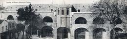 RODI-FACCIATA DEL MUSEO ARCHEOLOGICO ITALIANO-CARTOLINA DOPPIA-14 X 9 CHIUSA-ORIGINALE AL 100%- - Greece