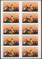 Bund 2013 Kaiserburg Nürnberg Folienblatt FB 25 (2978) Postfrisch (C17165) - Carnets