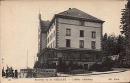 Dep 68 , Cpa Environs De La Schlucht , 284 , L'Hotel Altenberg  (FC.17553) - Sonstige Gemeinden