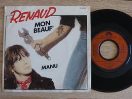 45T SP RENAUD - MON BEAUF' - POLYDOR 2056942 - 1981 - Disco & Pop