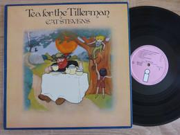 33T CAT STEVENS - TEA FOR THE TILLERMAN - ISLAND 6405 008 - BIEM 1970 - Country & Folk