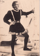 ATTORI CINEMA- ROBERTO VILLA-CARTOLINA Fotografica  - FG- ANNI 40- - Actors